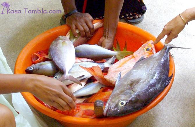 Rendez-vous avec la cuisine du Cap Vert