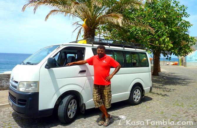 Les transports au Cap vert, comment ça marche?