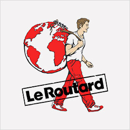 logo guide du routard