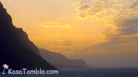 Météorologie archipel du Cap Vert