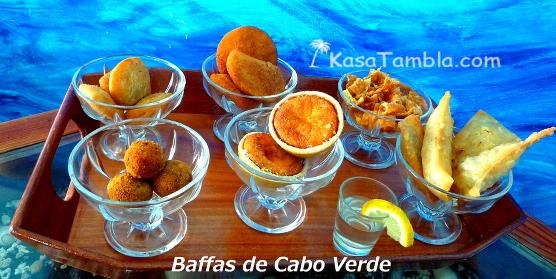 Cuisine du Cap Vert : Les Baffas