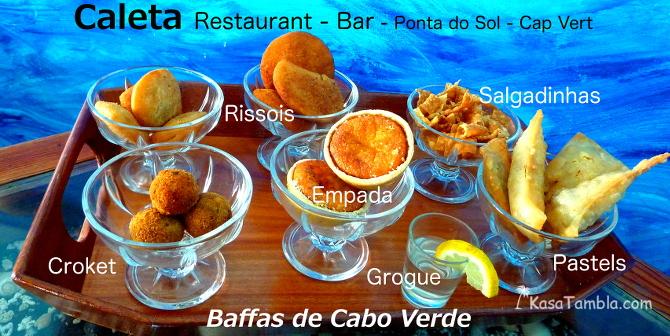 Baffas de Cabo Verde