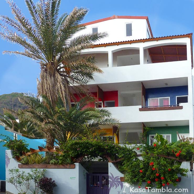 Kasa Tambla - Votre maison au Cap Vert