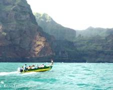 Santo Antão - Excursions et pêche en barque