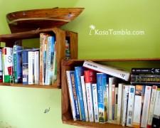 Kasa Tambla - Bibliotheque