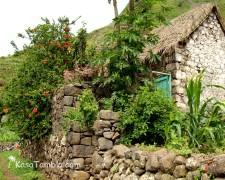 Santo Antão - Maison traditionnelle