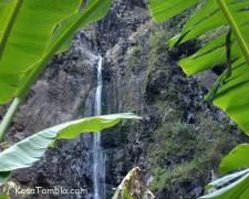 Santo Antão - Cascades permanentes - Rando moyenne
