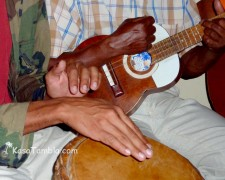 Berceau de la musique au berceau