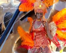 Santo Antao - Ponta do Sol - Fevrier - Carnaval