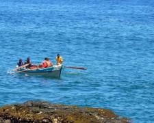Santo Antão - Ponta do Sol - Barque des pêcheurs