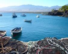 Santo Antao - Porto Novo - Port de Ferry et de pêche